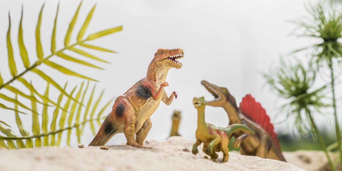 Die Dinos sind los - mit dem Playmobil Dinosaurier in der Urzeit