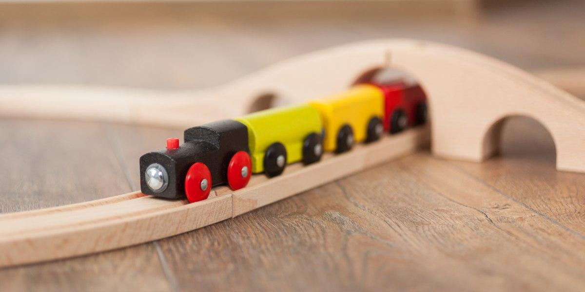 Die besten Alternativen zur Brio Holzeisenbahn