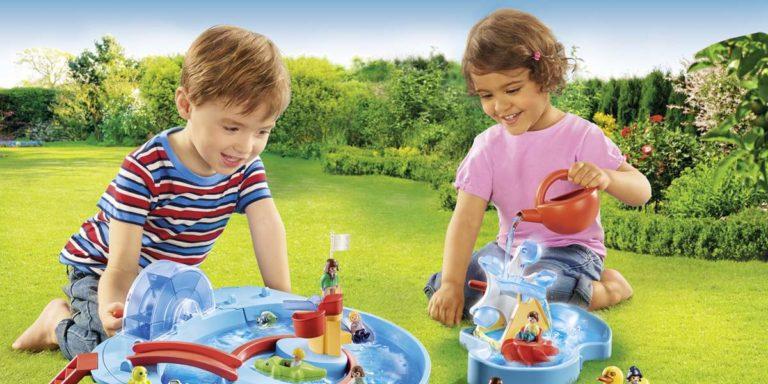 Playmobil Aqua 123 - der neue Wasser Spielspaß für Kinder
