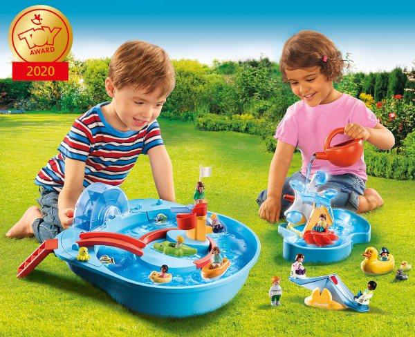 Playmobil Aqua 123 - Die neue Wasserwelt von Playmobil