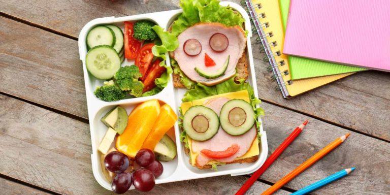 Brotdosen für Kindergarten und Schule sollten praktisch sein