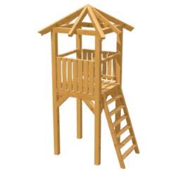 Spielturm selber bauen - Bauanleitung zu Spielturm 5