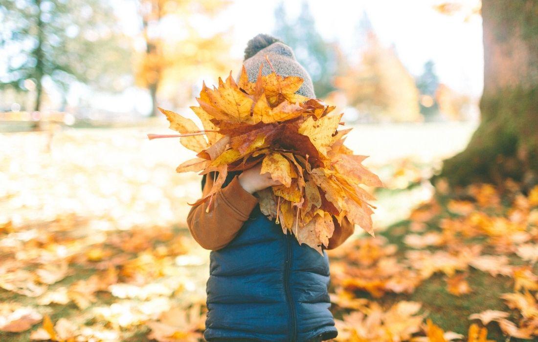 22 Dinge die du mit deinen Kindern im Herbst erleben solltest