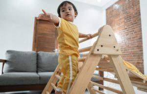 Pikler Dreieck für Kinder