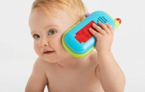 Spielzeug Handy für Kleinkinder