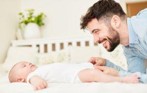 Wandwickeltisch für Babys, ideal für kleine Räume