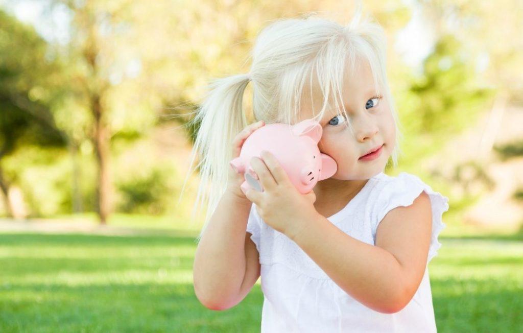 Auch jüngere Kinder sollten Taschengeld bekommen
