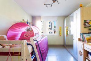 Betttunnel Kinderbett