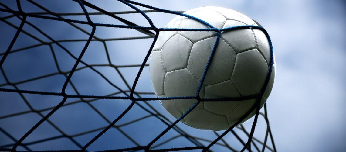 Pop Up Fußballtore sind ideal für Garten, Strand und Park